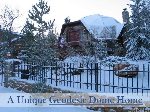 160 Yosemite Drive, Big Bear, CA 92314 (#SR21103919) :: Berkshire Hathaway HomeServices California Properties