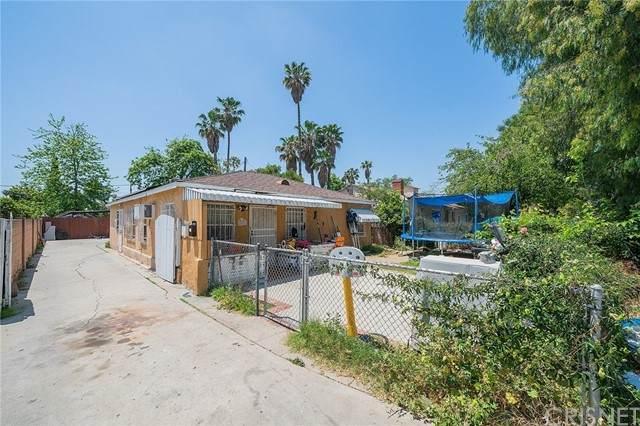 16026 Leadwell Street, Lake Balboa, CA 91406 (#SR21102795) :: Randy Plaice and Associates