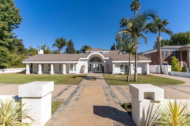 2248 S Oak Knoll Avenue, San Marino, CA 91108 (#P1-4745) :: Lydia Gable Realty Group