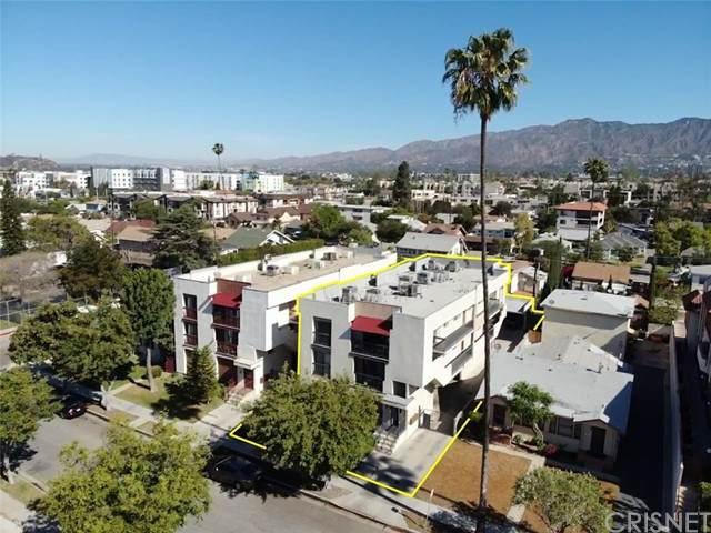 425 W Lomita Avenue, Glendale, CA 91204 (#SR21096925) :: The Parsons Team