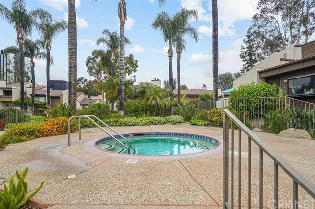 21500 Califa Street #176, Woodland Hills, CA 91367 (#SR21104852) :: TruLine Realty