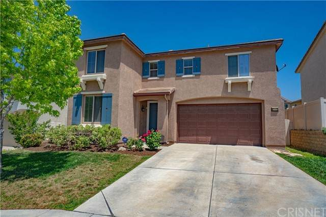27072 Cherry Willow Drive, Canyon Country, CA 91387 (#SR21105915) :: Randy Plaice and Associates