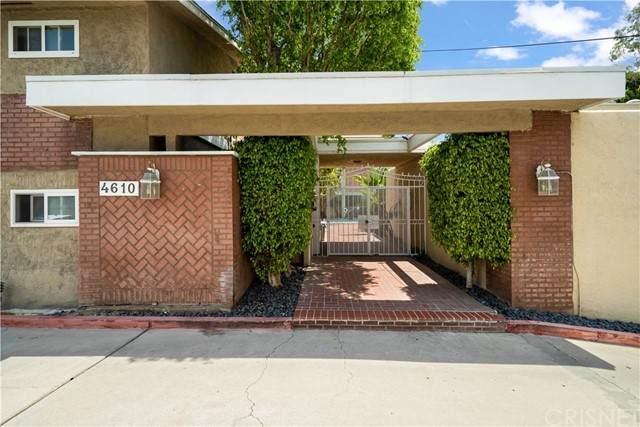 4610 Densmore Avenue #18, Encino, CA 91436 (#SR21106178) :: Compass