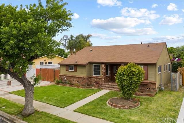 7915 Wish Avenue, Lake Balboa, CA 91406 (#SR21106995) :: Randy Plaice and Associates