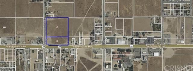 8001 Vac/Cor Pearblossom Hwy/80 Ste, Littlerock, CA 93543 (#SR21107749) :: Berkshire Hathaway HomeServices California Properties