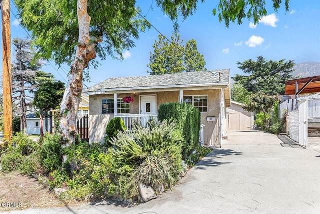 2813 Los Olivos Lane, La Crescenta, CA 91214 (#P1-4823) :: Montemayor & Associates