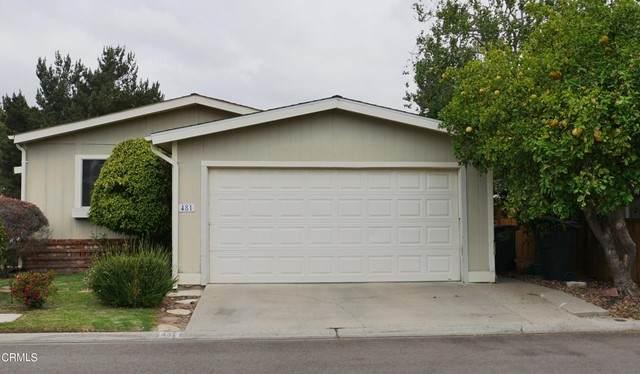 481 Raspberry Place #112, Oxnard, CA 93036 (#V1-5897) :: Randy Plaice and Associates