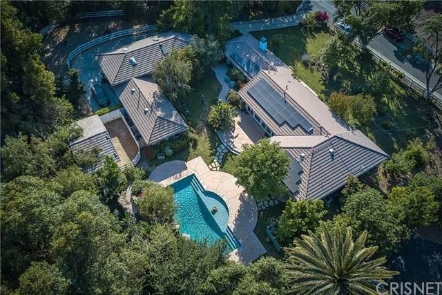 23744 Oakfield Road, Hidden Hills, CA 91302 (#SR21107427) :: Randy Plaice and Associates