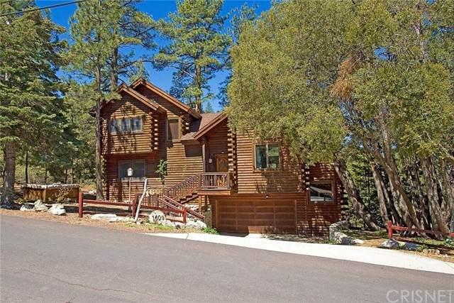 1609 Woodland Drive, Pine Mountain Club, CA 93222 (#SR21105047) :: Montemayor & Associates