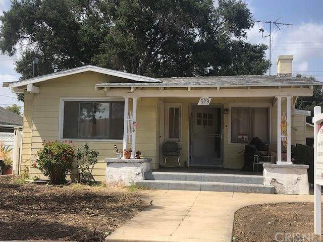 529 W Lexington Drive, Glendale, CA 91203 (#SR21108294) :: Montemayor & Associates