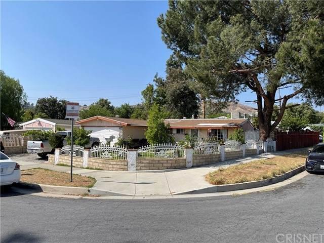 19303 Cedarcreek Street, Canyon Country, CA 91351 (#SR21102113) :: Mark Moskowitz Team | Keller Williams Westlake Village