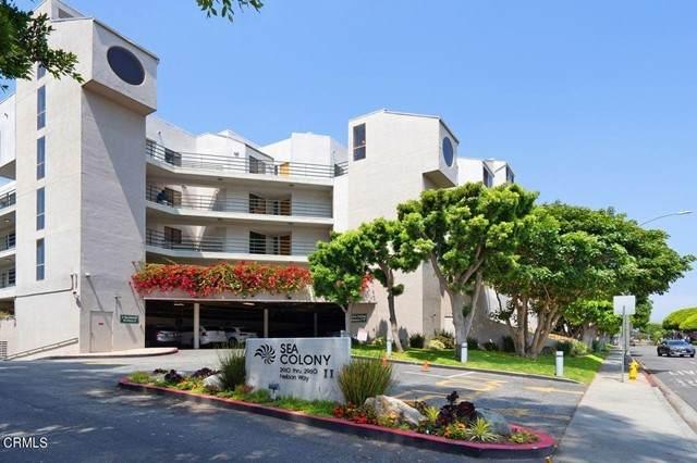 2940 Neilson Way #202, Santa Monica, CA 90405 (#P1-4868) :: Montemayor & Associates