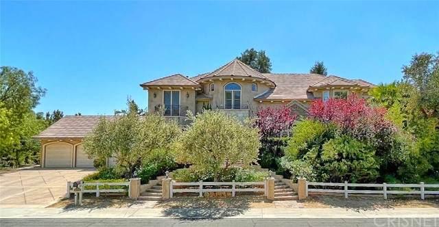 52 Ranchero Road, Bell Canyon, CA 91307 (#SR21108809) :: Randy Plaice and Associates