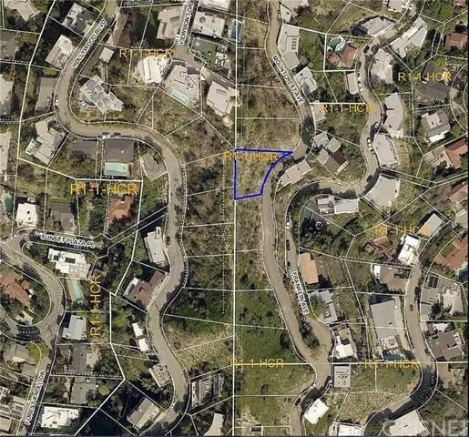 1619 Mountcrest, West Hollywood, CA 90069 (#SR21111071) :: Montemayor & Associates