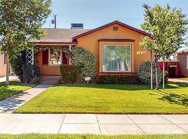 2112 N Manning Street, Burbank, CA 91505 (#SR21072631) :: TruLine Realty