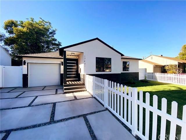 17431 Emelita Street, Encino, CA 91316 (#SR21110608) :: Montemayor & Associates