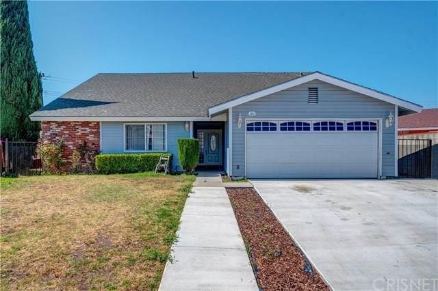 101 E Roblin Street, Carson, CA 90746 (#SR21112103) :: Randy Plaice and Associates
