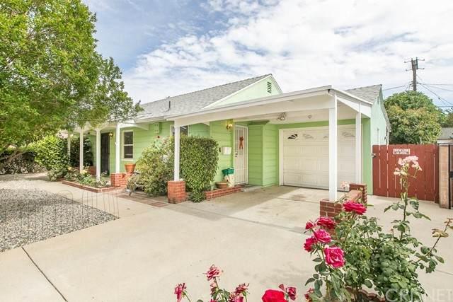 17622 Cohasset Street, Van Nuys, CA 91406 (#SR21106833) :: Berkshire Hathaway HomeServices California Properties