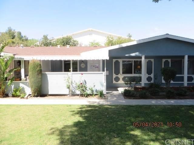 19234 Avenue Of The Oaks C, Newhall, CA 91321 (#SR21114534) :: Montemayor & Associates