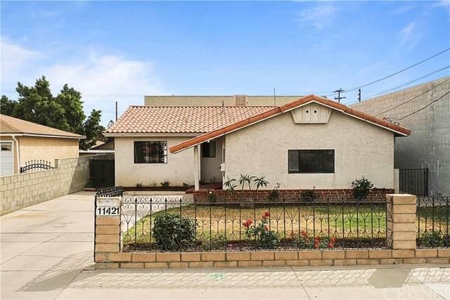 11421 Rincon Avenue, Mission Hills (San Fernando), CA 91340 (#SR21114924) :: Angelo Fierro Group   Compass