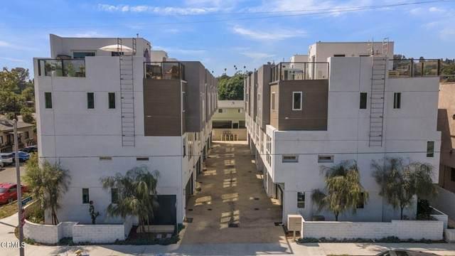 703 Bridewell Street, Los Angeles, CA 90042 (#P1-4961) :: TruLine Realty
