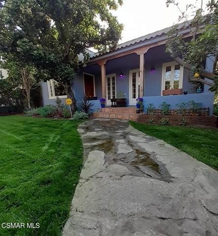 759 N Las Palmas Avenue, Los Angeles, CA 90038 (#221002895) :: Lydia Gable Realty Group