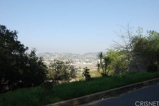 0 Rosebud, Los Angeles, CA 90039 (#SR21115695) :: Montemayor & Associates