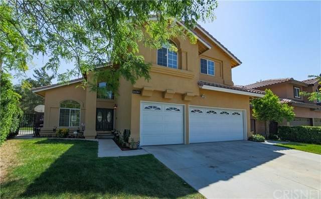 14360 Cascade Court, Canyon Country, CA 91387 (#SR21115847) :: Montemayor & Associates