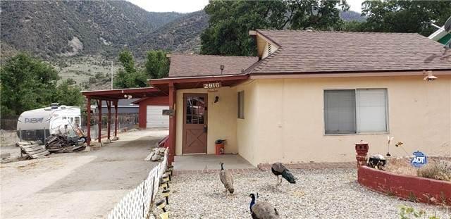 2916 Harriet Road, Frazier Park, CA 93243 (#SR21111489) :: Montemayor & Associates