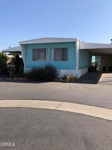 10685 Blackburn Place #4, Ventura, CA 93004 (#V1-6144) :: Berkshire Hathaway HomeServices California Properties