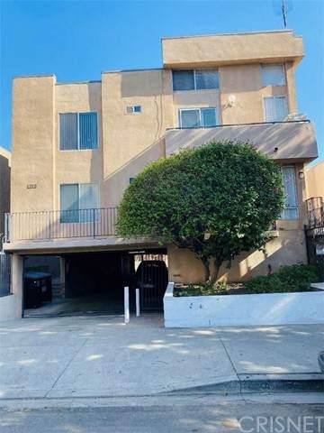 1212 N Beachwood Drive, Hollywood, CA 90038 (#SR21086573) :: TruLine Realty