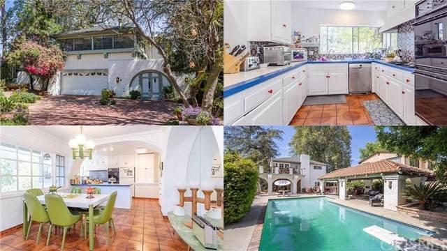 17509 Ludlow Street, Granada Hills, CA 91344 (#SR21117427) :: Berkshire Hathaway HomeServices California Properties