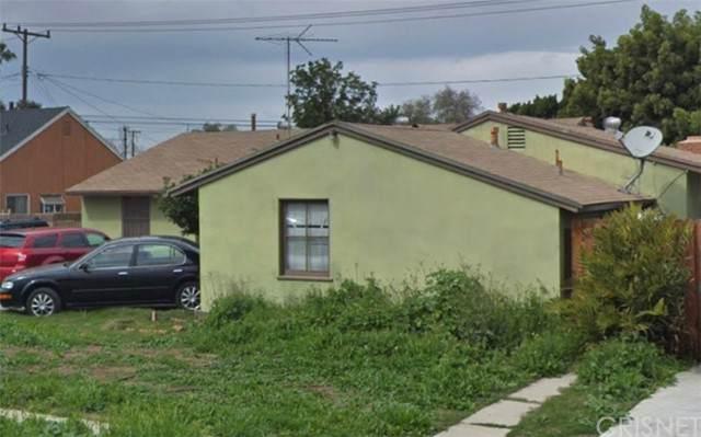 9491 Badminton Avenue, Whittier, CA 90605 (#SR21117927) :: Montemayor & Associates