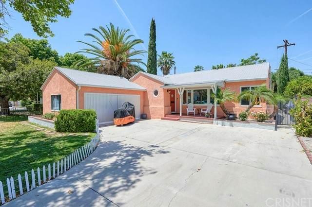 16815 Hartland Street, Lake Balboa, CA 91406 (#SR21116673) :: Randy Plaice and Associates