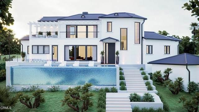 11401 Decente Court, Studio City, CA 91604 (#P1-5023) :: The Bobnes Group Real Estate