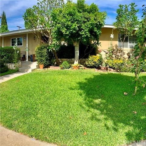 7726 Chisholm Avenue, Van Nuys, CA 91406 (#SR21119074) :: Berkshire Hathaway HomeServices California Properties