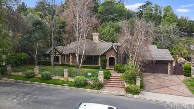 4301 Valley Meadow Road, Encino, CA 91436 (#SR21055088) :: Berkshire Hathaway HomeServices California Properties