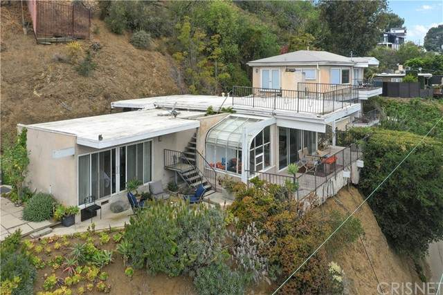 7308 Pacific View Drive, Los Angeles, CA 90068 (#SR21108209) :: Montemayor & Associates