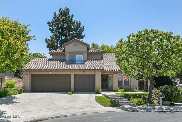 340 Makenzie Court, Thousand Oaks, CA 91362 (#221002989) :: Angelo Fierro Group | Compass