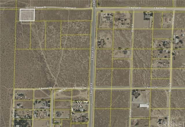 0 Nr 87th St E And Ave Q E, Sun Village, CA 93543 (#SR21119724) :: The Grillo Group