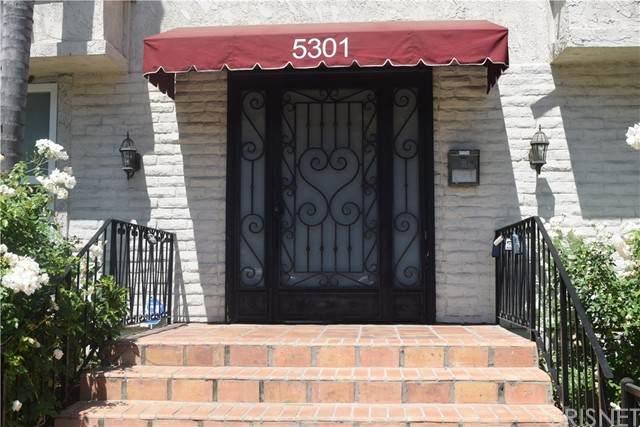 5301 Yarmouth Avenue #4, Encino, CA 91316 (#SR21120081) :: Compass