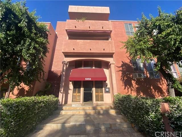 5454 Zelzah Avenue #301, Encino, CA 91316 (#SR21107388) :: Compass