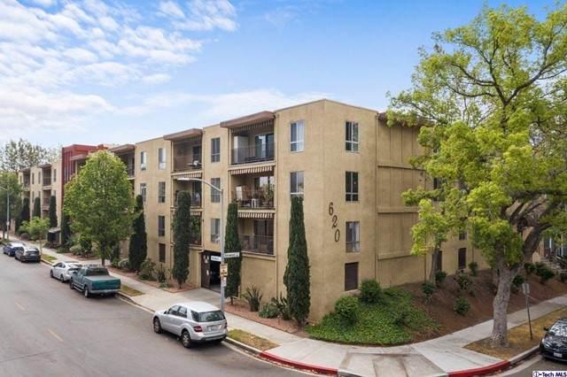 620 N Kenwood Street #102, Glendale, CA 91206 (#320006339) :: TruLine Realty