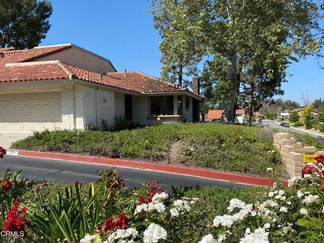 237 Red Oak Lane, Newbury Park, CA 91320 (#V1-6221) :: Montemayor & Associates