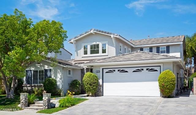 4555 Bristlecone Circle, Moorpark, CA 93021 (#221003016) :: Lydia Gable Realty Group