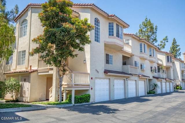 5782 Oak Bank Trail #101, Oak Park, CA 91377 (#221003024) :: Montemayor & Associates