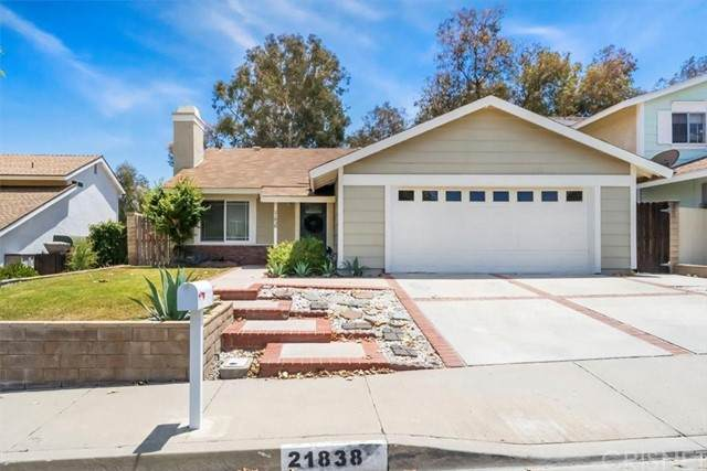 21838 Grovepark Drive, Saugus, CA 91350 (#SR21116781) :: Lydia Gable Realty Group