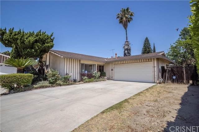 6747 Blewett Avenue, Lake Balboa, CA 91406 (#SR21119992) :: Randy Plaice and Associates
