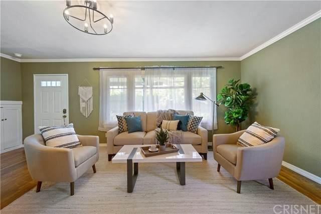 6219 Banner Avenue, Los Angeles, CA 90038 (#SR21117644) :: TruLine Realty
