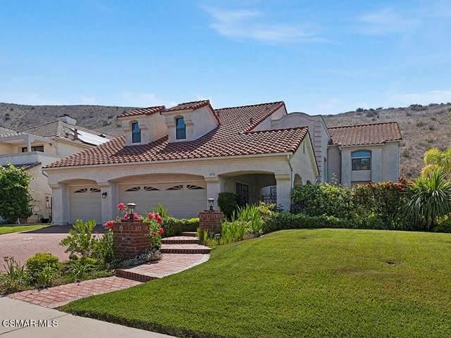 6156 Lake Lindero Drive, Agoura Hills, CA 91301 (#221003030) :: The Grillo Group